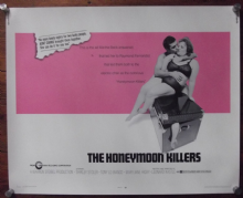 The Honeymoon Killers, HS Movie Poster, Shirley Stoler *Cult Classic* '70